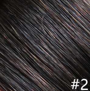 #2 Dark Brown