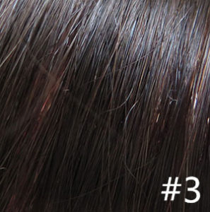 #3 Medium Dark Brown