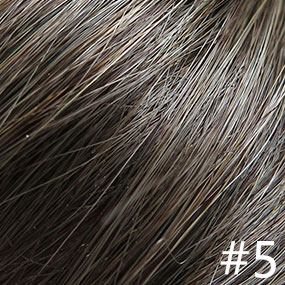 #5, Medium to Light Brown