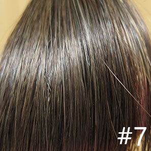 #7 Light Brown