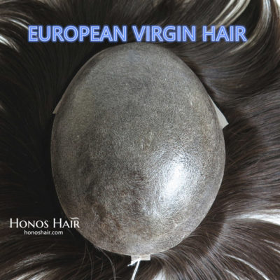 European hair toupee