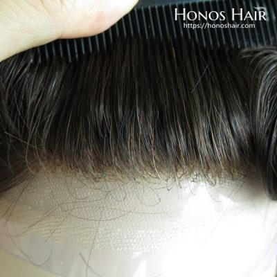 lace front skin